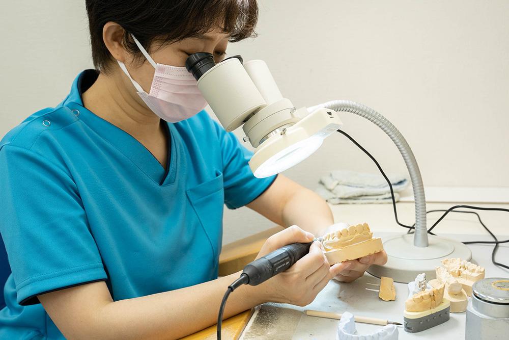 院内歯科技工所