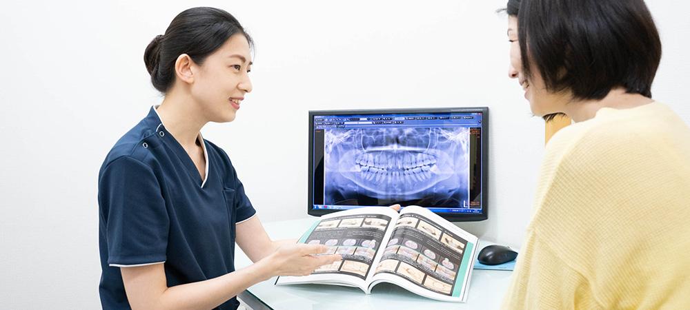 できるだけ歯を削らない低侵襲治療