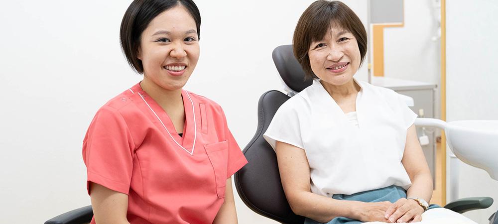 疾患予防・歯周病治療