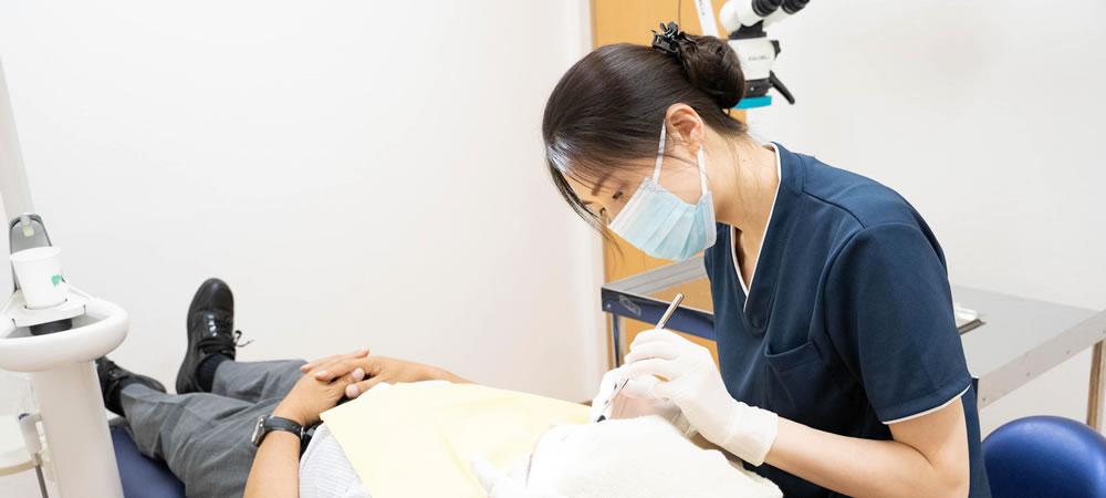 七里KT歯科・矯正歯科の歯周病治療